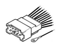 SUZUKI BALENO - ALTO(11/94->) - VITARA LX, VX, 5 (97->) s airbagem - WAGON R