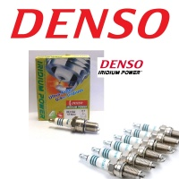 Zapalovací svíčka Denso Iridium Power Suzuki SANTANA 1.0 (SJ 410) výkon 33kW motor F 10 A -- rok výroby 01/85-88 / odtrh 0,8mm