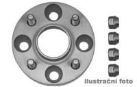 HR podložky pod kola (1pár) SUZUKI Swift EA rozteč 114,3mm 4 otvory stř.náboj 60,1mm -šířka 1podložky 25mm /sada obsahuje montážní materiál (šrouby, matice)