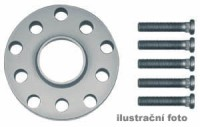 HR podložky pod kola (1pár) SUZUKI Baleno EG rozteč 100mm 4 otvory stř.náboj 54,1mm -šířka 1podložky 5mm /sada obsahuje montážní materiál (šrouby, matice)